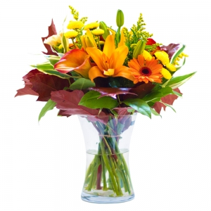 Sweet Pea Florists - Autumn Sun